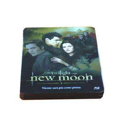 暮光之城系列电影光碟包装盒 厂家生产批发DVD铁盒