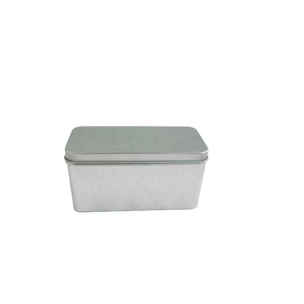 特级方形寿眉茶铁罐包装定制 专业生产高档寿眉茶小铁罐
