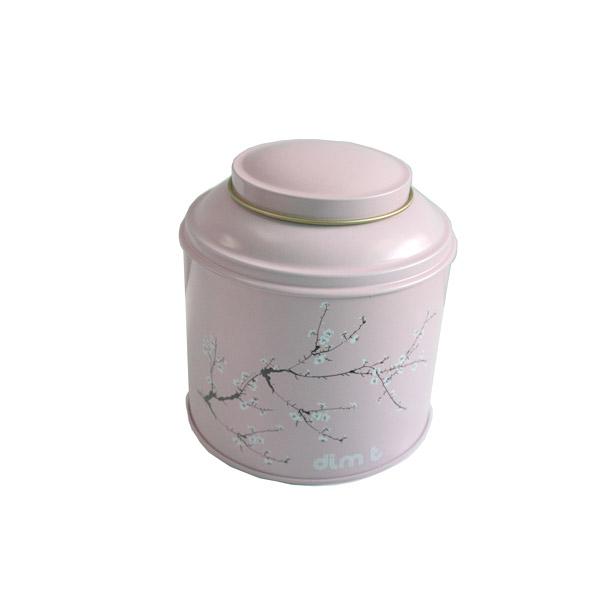 一级圆筒福鼎白茶铁罐子供应工厂 高级福鼎白茶铁罐包装生产