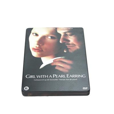 欧美爱情故事片电影DVD铁盒 两片装电影光盘包装金属盒