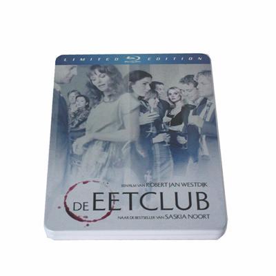 绝望主妇荷兰热播电影DVD包装铁盒生产厂家 家庭电影光碟包装金属盒定制