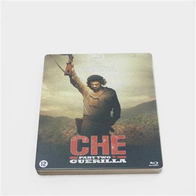 切·格瓦拉游击队历史传记电影金属包装盒 专业生产DVD光碟包装铁盒工厂