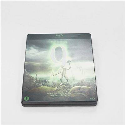 3D科幻动画片DVD包装铁皮盒 供应优质动画片光碟包装马口铁铁盒