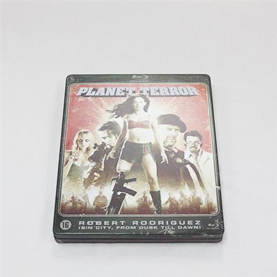 恐怖星球科幻电影马口铁包装盒定制 厂家生产批发优质DVD铁盒包装盒