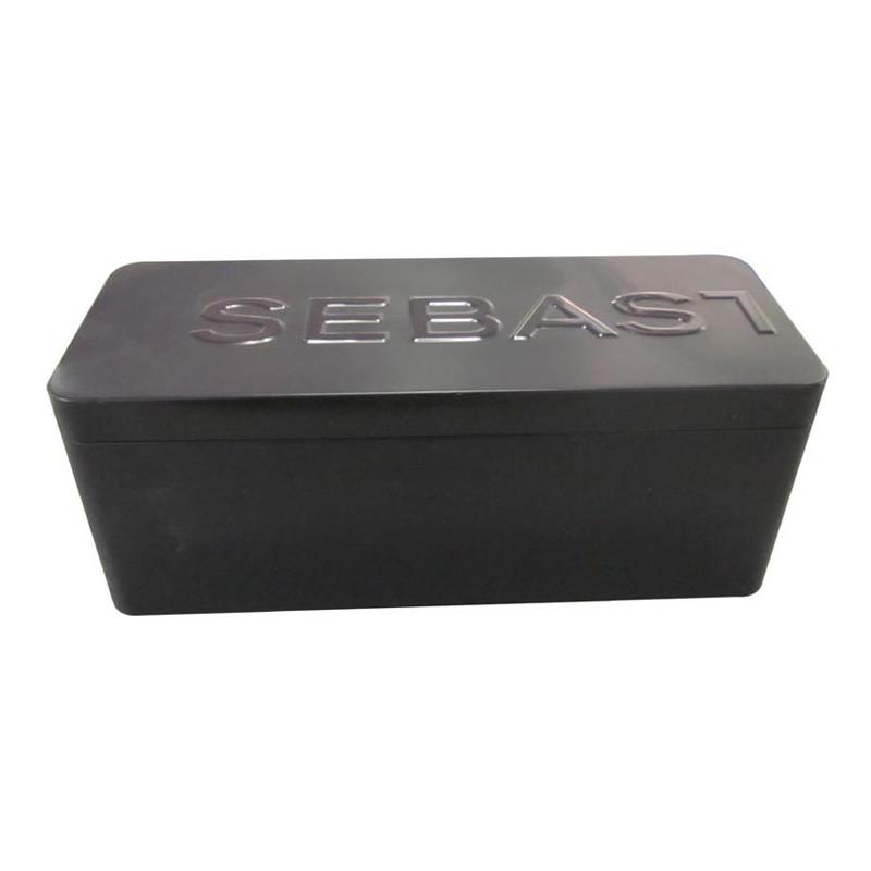 厂家定做高档方形燕窝马口铁包装盒