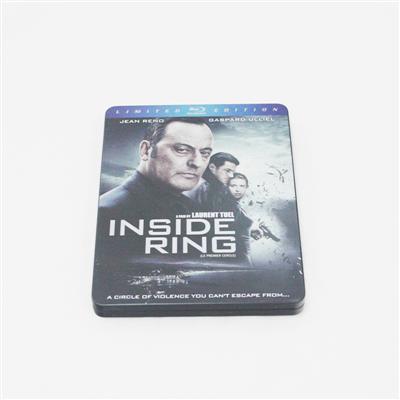 最初的圆浪漫爱情电影光碟马口铁包装盒定制生产厂家
