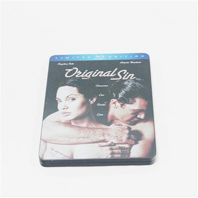 法国经典浪漫爱情电影包装金属盒生产商
