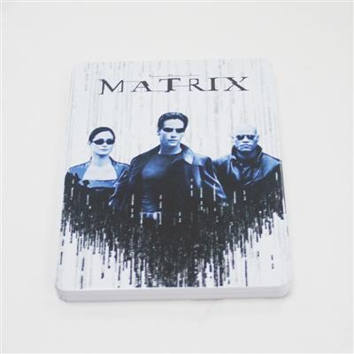 黑客帝国华纳兄弟影片DVD包装铁盒指定生产厂家