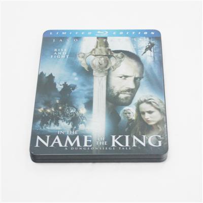 地牢围攻魔幻动作电影优质DVD铁盒马口铁材质