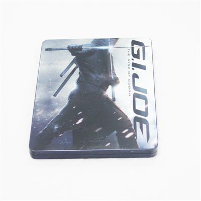 特种部队射击类游戏光碟铁盒包装盒生产加工厂