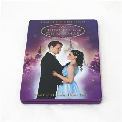 爱情电影包装铁盒 电影DVD铁盒生产厂家