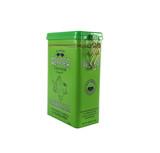 密封式绿茶茶叶铁盒子定做