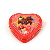 心形巧克力马口铁盒订制工厂