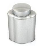 创意异形茶叶金属铁盒定做工厂