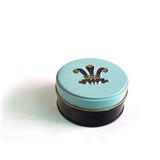 圆形香皂铁罐订制|马口铁罐生产厂家|马口铁罐批发