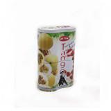 两层式创意异形茶叶马口铁盒定制生产