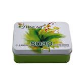 精装方形手工皂马口铁罐定制生产