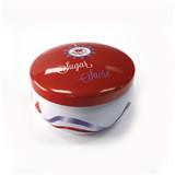 圆形大肚腩蜡烛铁罐定制生产