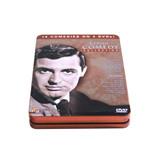 方形电影光盘DVD金属铁盒定制生产