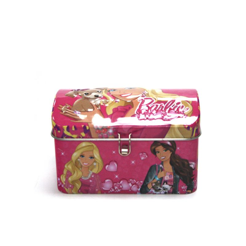 生产定制精美糖果包装铁盒