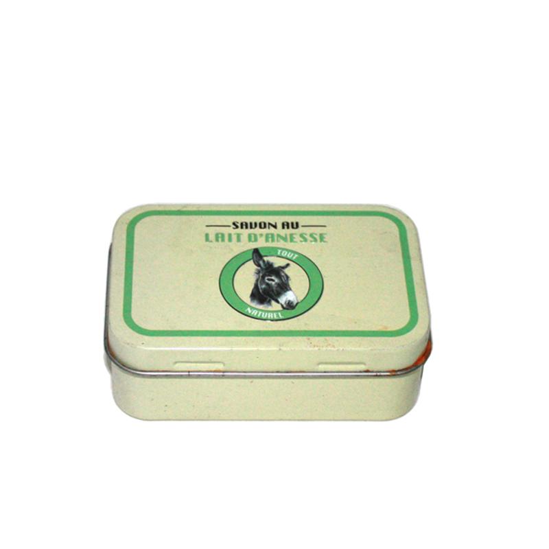 方形手工皂金属铁盒制罐工厂