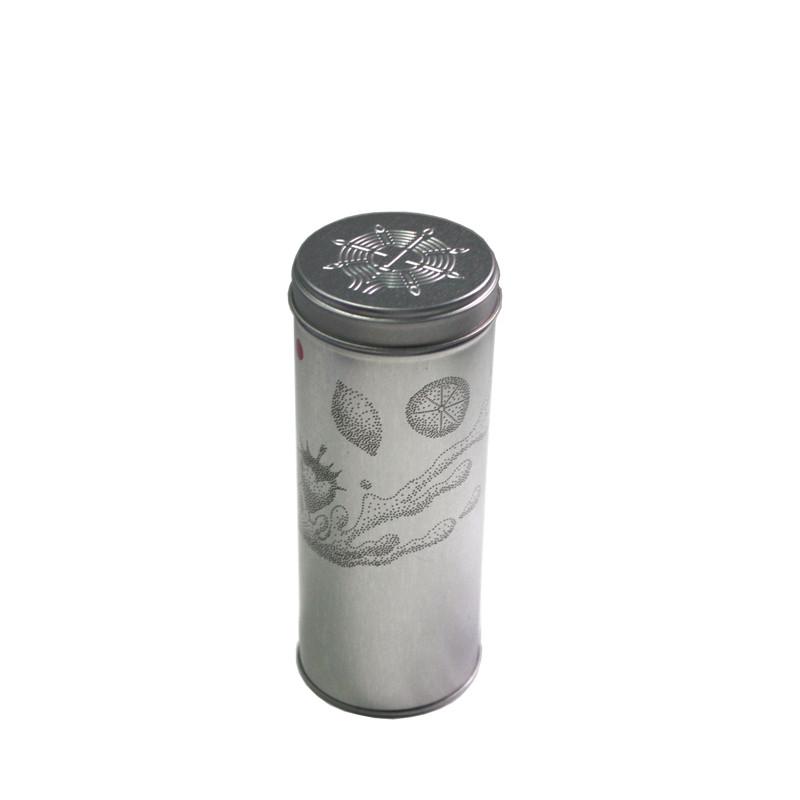 圆形带内盖螺旋藻铁罐加工工厂