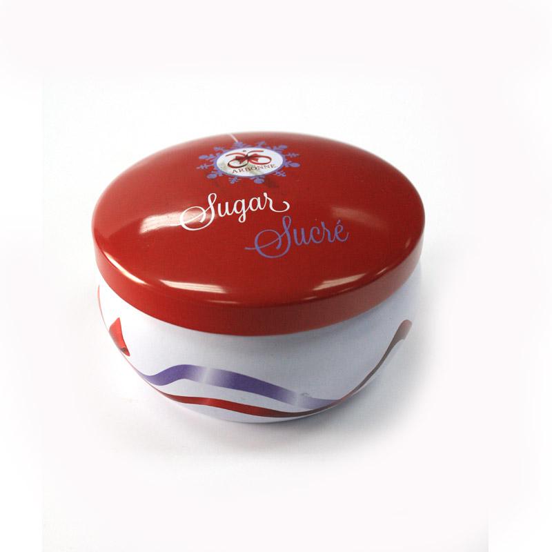 厂家生产精美蜡烛铁罐