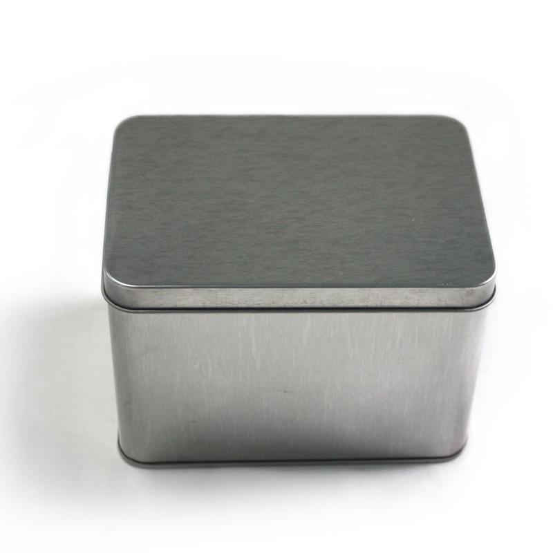 工厂生产订做高档马口铁咖啡罐