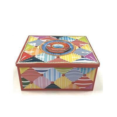 方形土特产糕点礼品铁盒东莞制罐厂家生产定制