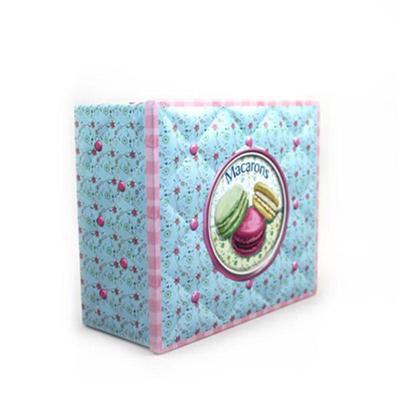 马卡龙糕点包装礼品铁盒 长方形铁盒制罐厂家批发定制