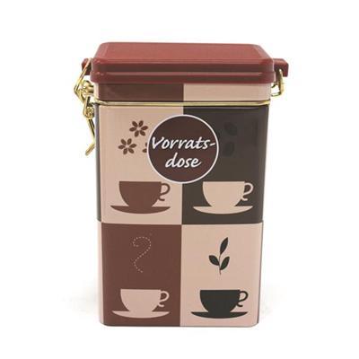 东莞制罐厂定制密气盖咖啡礼品铁罐