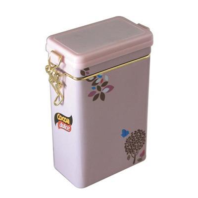 密气盖宠物鸟粮包装铁罐