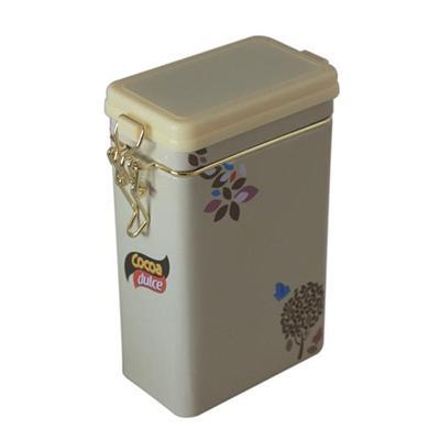 密气铁线扣鸟粮宠物粮包装铁盒
