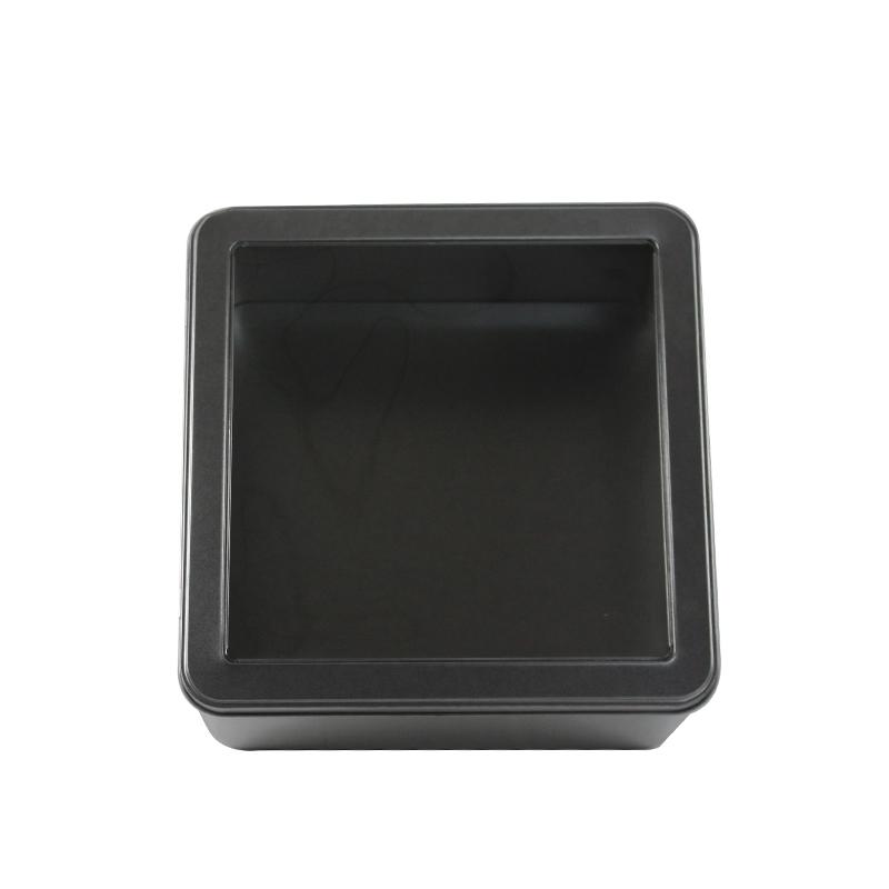 厂家生产定做方形人参包装铁盒