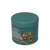 圆形密封式螺旋藻包装铁盒制罐厂