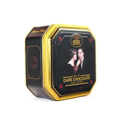 情人节巧克力礼品八角铁盒东莞厂家直销