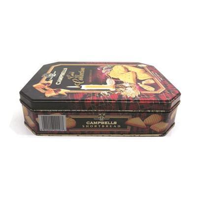 厂家定制手工曲奇饼干包装礼盒