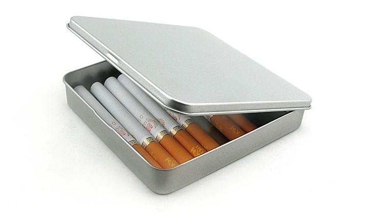 东莞香烟铁盒定制厂家