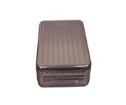箱子形状面膜铁盒定制厂家