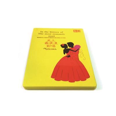 喜庆结婚录像光盘铁盒生产厂家
