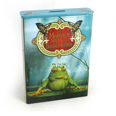 超级儿时经典游戏DVD光碟包装盒铁盒