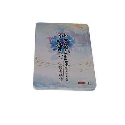 仙剑奇侠传珍藏版光碟蓝光铁盒生产厂家
