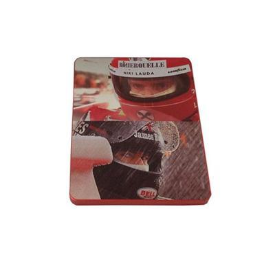 急速赛车光碟蓝光铁盒 单碟装蓝光DVD铁盒