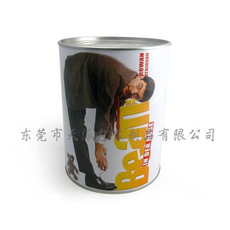高档圆形蛋白粉马口铁盒生产工厂