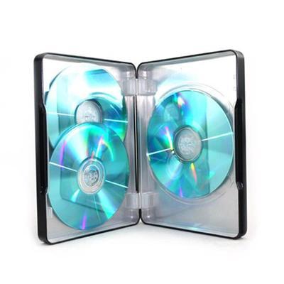 3碟装安装学习软件光盘铁盒