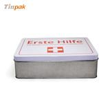 厂商定做方形医疗器械包装铁盒