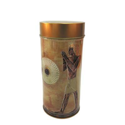 苏格兰威士忌洋酒包装铁罐