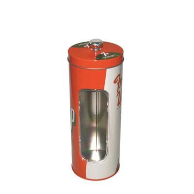 纯麦鸡尾酒洋酒包装铁罐