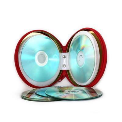 24碟装拉链CD铁盒马口铁盒生产厂家