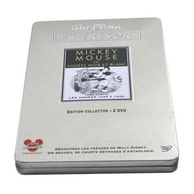 米奇老鼠动漫光盘铁盒制罐厂家